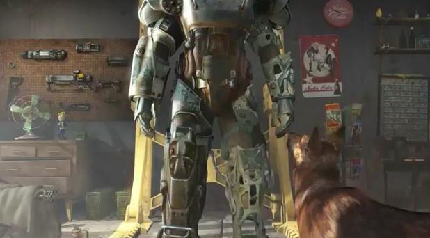 PS4期待の新作!fallout4いよいよ発売!