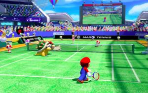 WiiU マリオテニス
