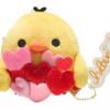 【2018年新作】バレンタインデーにプレゼントしたい!キイロイトリ、リラックマぬいぐるみ&チョコ