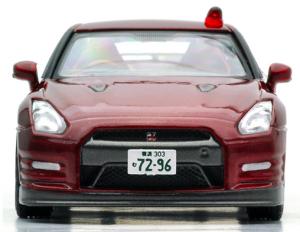 あぶない刑事01 日産GT-R 2014(赤)
