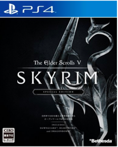 ps4 The Elder Scrolls V: Skyrim SPECIAL EDITION