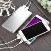 【ポケモンGOにおすすめ】ほぼiPhone6Sサイズ!?超薄型モバイルバッテリー